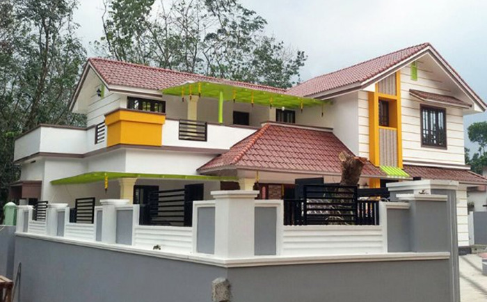 house construction contractors in kochi